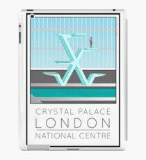 Lido Poster Crystal Palace iPad Case/Skin