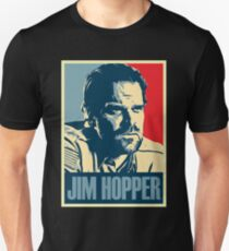 Jim Hopper for President Unisex T-Shirt