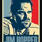 «Jim Hopper para el presidente» de marcirosado
