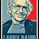 «Larry David para presidente» de marcirosado