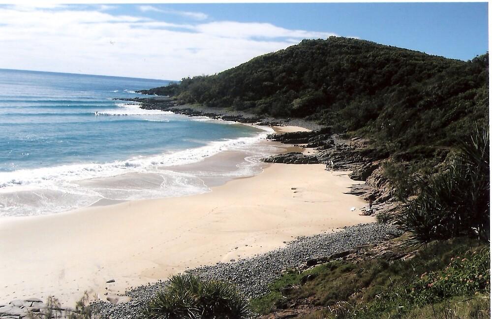 Granite Bay Noosa Heads by mariajd