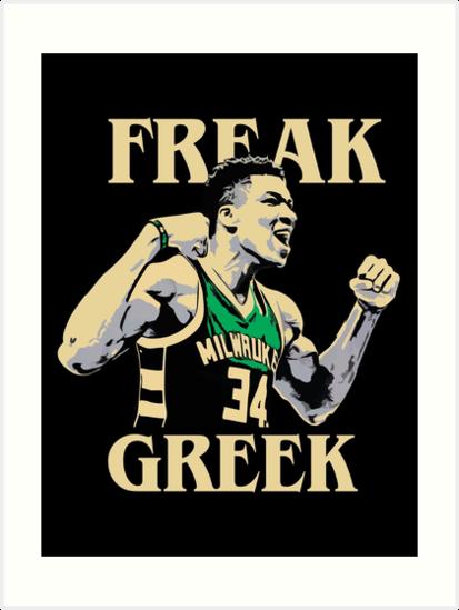 freak greek art prints by princeofpersian redbubble