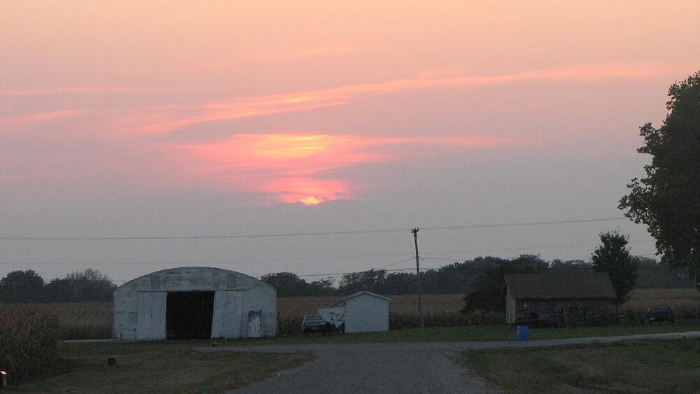 sun set 2 by ANibbe