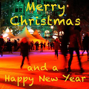 Merry Christmas and a Happy New Year by RaSch