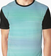 Streaked Graphic T-Shirt
