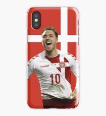 Christian Eriksen iPhone Case/Skin