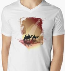 bible story - three wise men, camels, and star T-Shirt