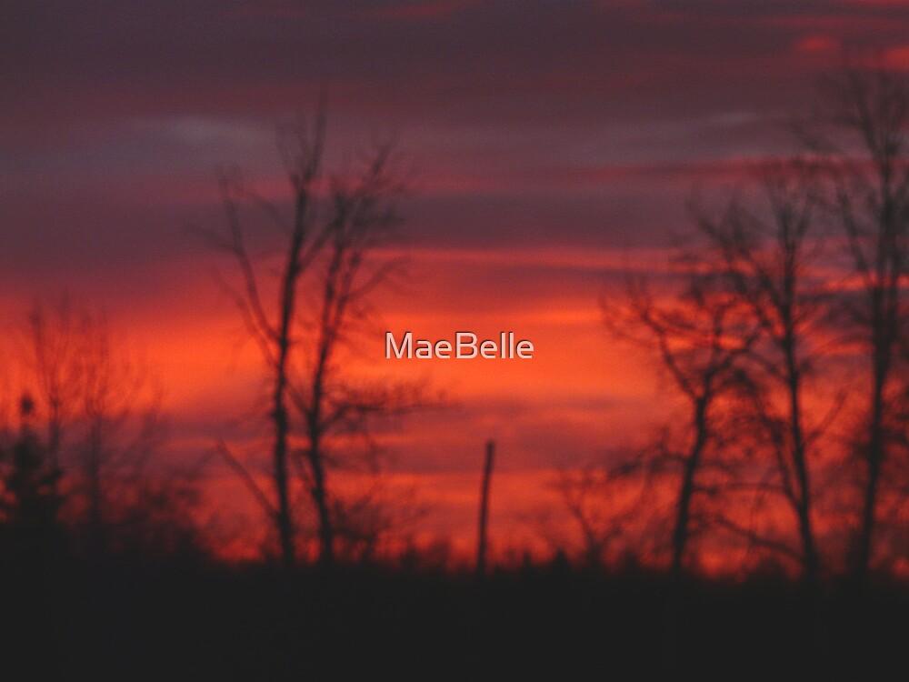 Sask.Sunrise #6 by MaeBelle