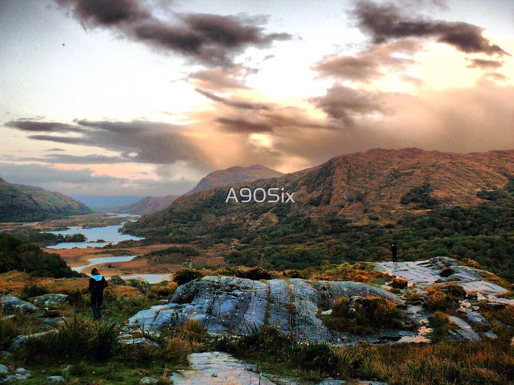 Killarney - Ladies View by A90Six
