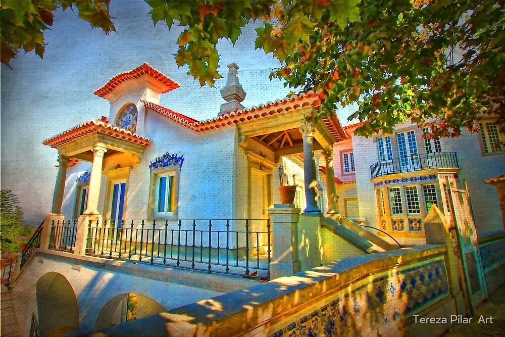 Sintra. Dream home by terezadelpilar ~ art & architecture