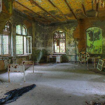 Lost Place 05, Beelitz Heilstaetten, Beelitz Heilstätten (Verlassene Orte) by RaSch