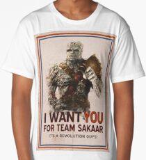 Join The Revolution! Long T-Shirt