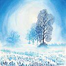 Misty Moon by Annie Davenport