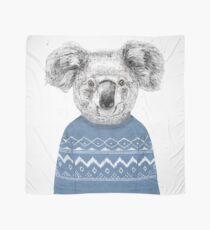 Winter koala Scarf