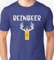 Reinbeer Reindeer Beer T-Shirt