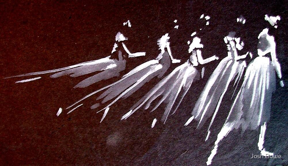 Ballerina Multi by Josh Bowe