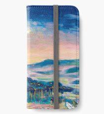 Evening Lake iPhone Wallet/Case/Skin