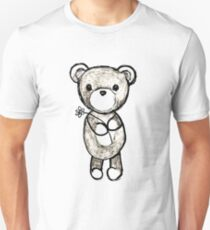 Adorable Teddy Bear Drawing Unisex T-Shirt