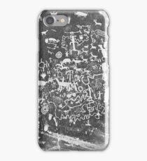 Petroglyph iPhone Case/Skin