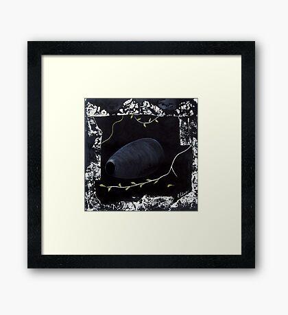 The Simple Things II Framed Print