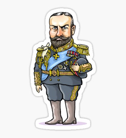 King George V Sticker