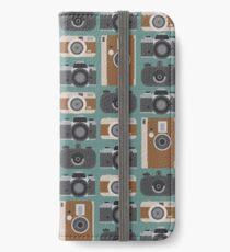 Analogue cameras iPhone Wallet/Case/Skin