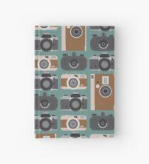 Analogue cameras Hardcover Journal