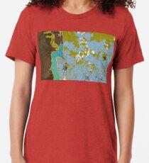 Imellem Fjordene Tri-blend T-Shirt
