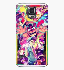 Funda/vinilo para Samsung Galaxy Cinco noches en freddy's