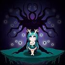 Reiko - Starry Tree - 2017 by devicatoutlet