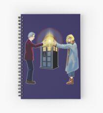 REGENERATION!  Spiral Notebook