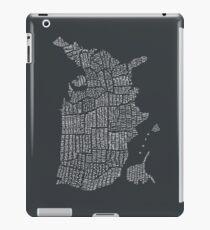 United States Map  iPad Case/Skin