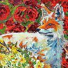 Mamma Fox by DiegoByrnesArt