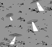 Abduction Party by Rebekie Bennington