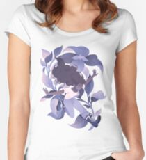Basil Women's Fitted Scoop T-Shirt