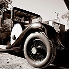 Roll Royce - 1926 by Rosina  Lamberti