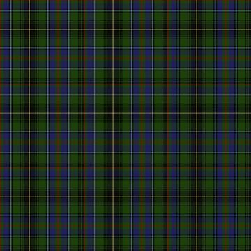 MacInnes Tartan Plaid Pattern by Whimsydesigns