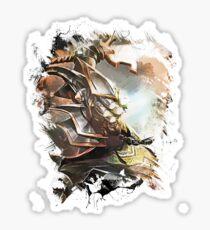 League of Legends MASTER YI Sticker