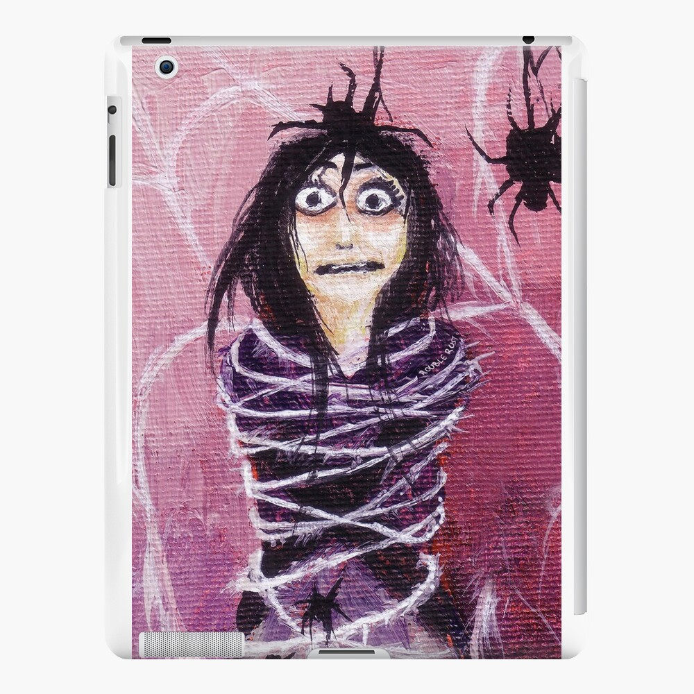 THE FEAR TAKES HOLD iPad Cases & Skins