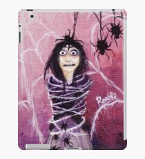 THE FEAR TAKES HOLD iPad Case/Skin