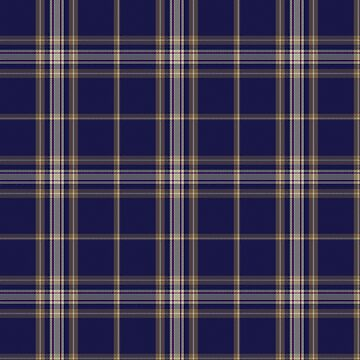Clan Baker Tartan Plaid Pattern by Whimsydesigns