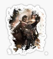 League of Legends GRAVES Sticker