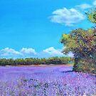 Lavender by DiegoByrnesArt