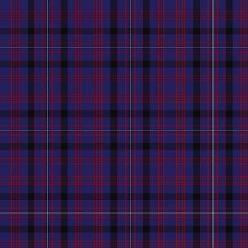 Dundonald Tartan Plaid Pattern by Whimsydesigns