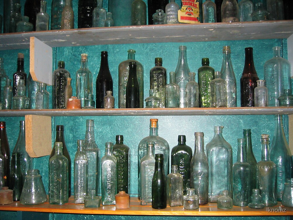 Bottle Collection by knomz