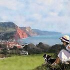 From Peak Hill, Sidmouth by Bloodnok