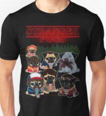 STRANGER PUGS Unisex T-Shirt