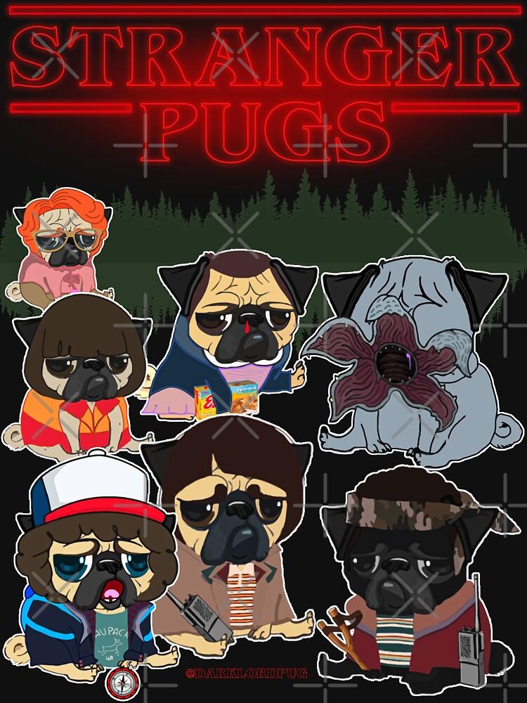 FREMDE PUGS von darklordpug