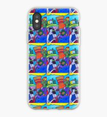 At The Villa iPhone Case