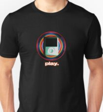 just press play Unisex T-Shirt